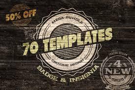 70 logo badge insignia templates logo templates creative