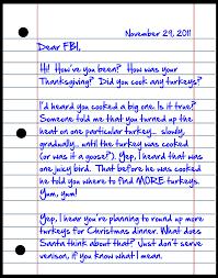 dear fbi letter no 10
