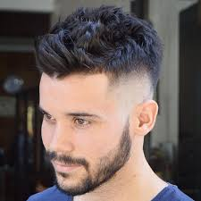 textured top faded sides 33 new popular mens hairstyles 2017 gentlemen hairstyles