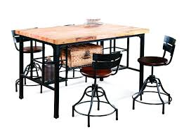 butcher block table and chairs butcher block kitchen table and transform butcher block kitchen