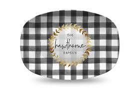 personalized family platters platters the personalized plate