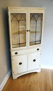 small china cabinet for sale corner china hutch image of corner china cabinet glass door corner