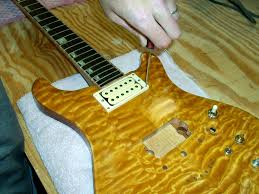how to build a guitar in 62 easy steps