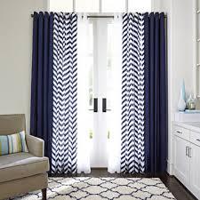 chevron bedroom curtains home cotton classics broken chevron grommet top curtain panel
