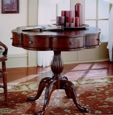 Plantation Desk Buy Plantation Cherry Clover Pedestal Table By Butler From Www