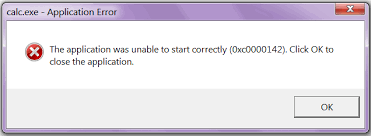 how to fix application error 0xc0000142 troubleshooter