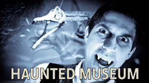 haunted museum year of the vampire youtube