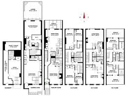 multi family compound plans multi unitse floor plans residential family duplex australia