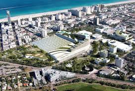 oma wins miami beach convention center competition