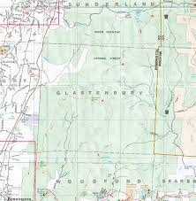 Vt Campus Map The Vanished Town Of Glastenbury And The Bennington Triangle