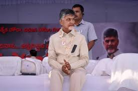 andhra special status naidu goes on day fast on his birthday