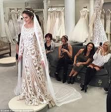 wedding dress daily maloney on 15k zuhair murad wedding dress daily mail online