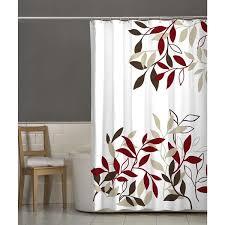 Fabric Shower Curtain With Window Maytex Satori Fabric Shower Curtain Free Shipping On Orders
