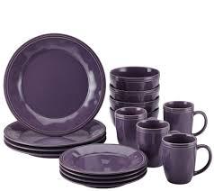 Corelle Dishes Ebay Rachael Ray Cucina 16 Piece Stoneware Dinnerware Set Page 1