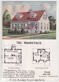 Cape Floor Plans by 50s Cape Cod House Plans House Plans