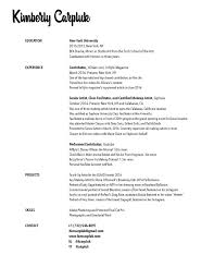 Freelance Makeup Artist Resume Sample by Makeup Artist Resume U2014 Kim Carpluk