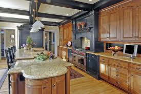 How To Design A Kitchen Island by Interior Kitchen Luxury Hardwood Storage With Marble Countertops