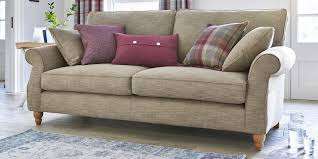 Next Sofa Bed Buy Ashford Large Sofa 3 Seats Tweedy Blend Light Dove Low