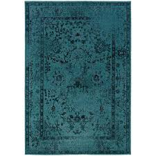 Area Rugs Home Decorators Home Decorators Collection Euphoria Blue 9 Ft 10 In X 12 Ft 10