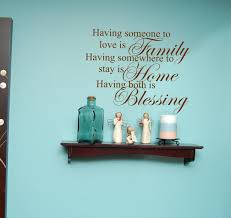 home quote decal kitchen decal bible verse decal wall zoom