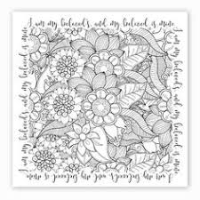 hymn spiration 4 coloring pages instant dowload chubbymermaid