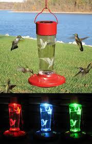 amazon com songbird essentials se931 solar powered color changing