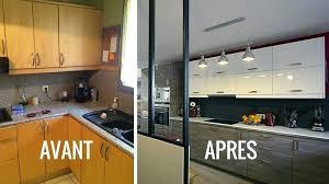moderniser sa cuisine relooker sa cuisine avant apres d cuisine s relooking cuisine