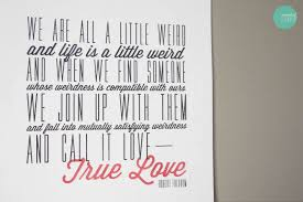 printable love quotes and sayings free printable robert fulghum s true love quote poster minted