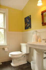 powder room beadboard cottage bathroom gulf shore design five