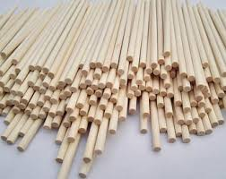 wooden sticks etsy