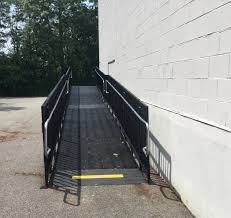commercial wheelchair ramps amramp