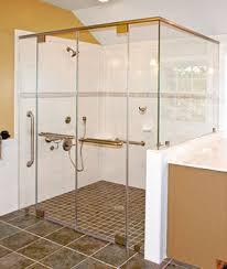 No Shower Door Shower Construction Guide Dulles Glass