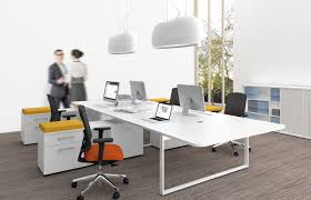 Collaborative Work Space Designing The Workplace For Millennials Open Plan Office Trends