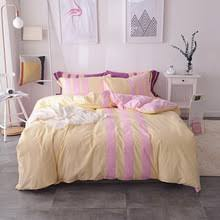 Pink And Yellow Bedding Popular Yellow Bedding Buy Cheap Yellow Bedding Lots From China