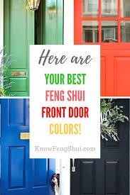 fung shui colors color front door facing west feng shui east northwest unusual