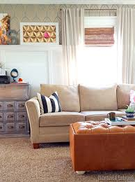 Diy Storage Ottoman Diy Leather Upholstered Storage Ottoman Reality Daydream