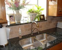 kitchen window sill ideas window sill to match countertop waterproof touch kitchen