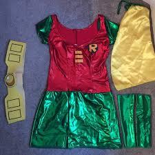 Female Robin Halloween Costume 79 Rubie U0027s Dresses U0026 Skirts Female Robin Halloween Costume