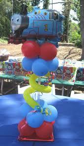 balloon decor of central california centerpiece