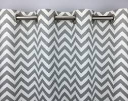 Gray Chevron Curtains Grey And White Curtains Sw Worldly Gray Band And Ceiling Swiss