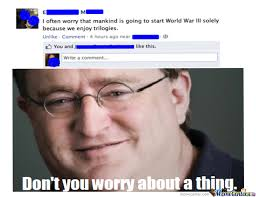 Gabe Newell Memes - ohh gabe newell by peter parker meme center