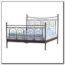black wrought iron bed frames beds home design ideas