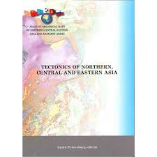 Northern Asia Map by Tectonic Map Of Northern Central And Eastern Asia Ccgm Cgmw
