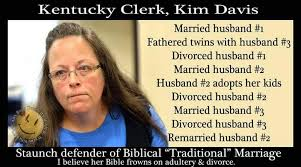 Kentucky Meme - even scalia shows the way kentucky clerk must issue marriage