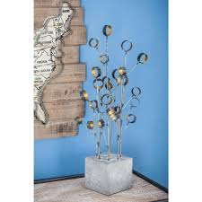 titan lighting 24 in tree decorative sculpture in natural