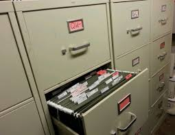 File Cabinets 4 Drawer Vertical by Perfect Legal Size File Cabinet On Vintage Rolling Roll Top Mobile