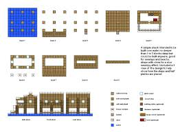 minecraft house floor plans blue prints house luxury small houses plans new house plan ideas