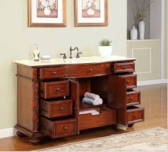 Antique Bathroom Vanities by 60 Inch Bathroom Vanity With Useful Pictures As Contemplation