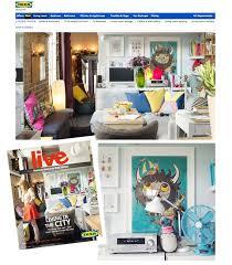 ikea magazine ikea magazine cover feature wotto art