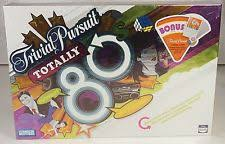 trivial pursuit totally 80s trivial pursuit totally 80s board 2005 brothers ebay
